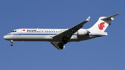 B-650R - COMAC ARJ21-700 - Air China