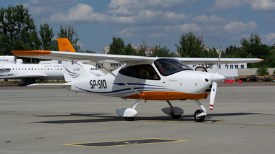 SP-SIO - Tecnam P2008JC - Private