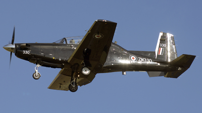 ZM330 - Raytheon T-6C Texan II - United Kingdom - Royal Air Force (RAF)