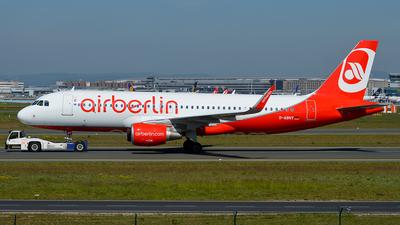 D-ABNY - Airbus A320-214 - Air Berlin