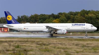 D-AISC - Airbus A321-231 - Lufthansa