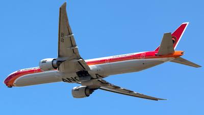 D2-TEI - Boeing 777-3M2ER - TAAG Linhas Aéreas de Angola