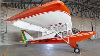 PP-GIF - Aero Boero AB115 - Private
