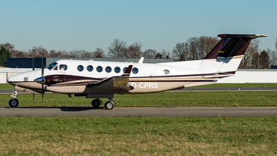 D-CPRS - Beechcraft B300 King Air 350 - Private