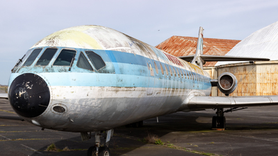 F-GCVJ - Sud Aviation SE 210 Caravelle 12 - Air Inter