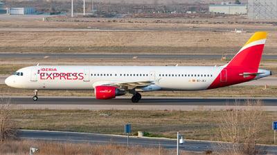EC-JEJ - Airbus A321-211 - Iberia Express