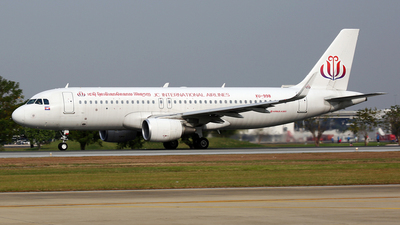 XU-998 - Airbus A320-214 - JC International Airlines