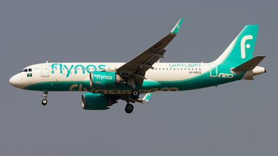 A picture of HZNS22 - Airbus A320251N - Flynas - © M. Umar Aziz