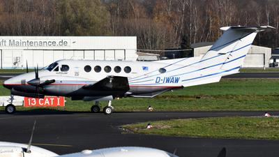 A picture of DIWAW - Beech B200 Super King Air - [BB526] - © LukasAndreas