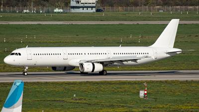 LY-NVU - Airbus A321-231 - Avion Express