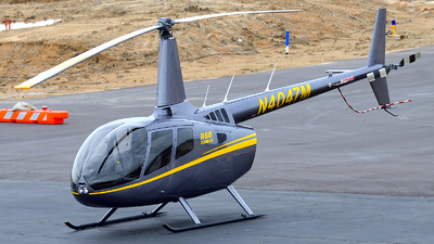N4047M - Robinson R66 Turbine - Private