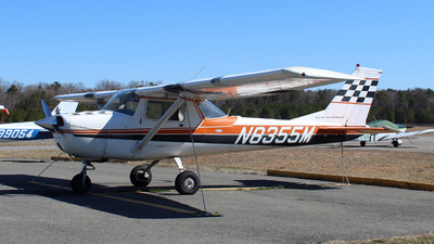 N8355M - Cessna 150K - Private