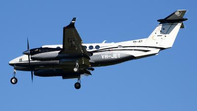 A picture of VHJET - Textron B300 Super King Air - [FL1197] - © Romain Salerno / Aeronantes Spotters