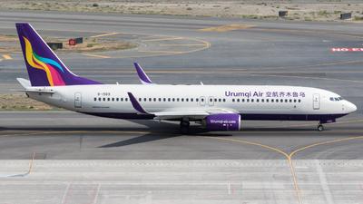 B-1569 - Boeing 737-84P - Urumqi Air