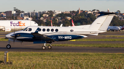A picture of VHMRQ - Beech B200GT Super King Air - [BY167] - © Rory Delaney