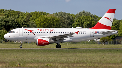 A picture of OELDA - Airbus A319112 - Austrian Airlines - © Dirk Grothe