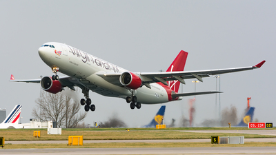 D-ALPA - Airbus A330-223 - Virgin Atlantic Airways