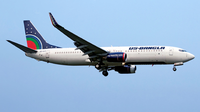 S2-AJC - Boeing 737-8Q8 - US-Bangla Airlines