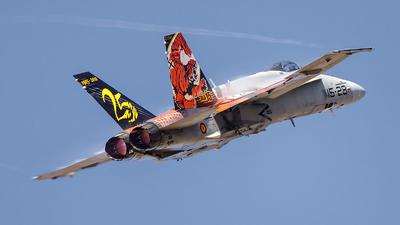 C.15-41 - McDonnell Douglas EF-18A+ Hornet - Spain - Air Force