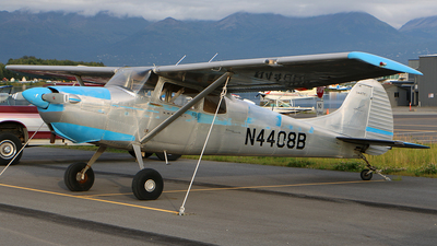 N4408B - Cessna 170B - Private