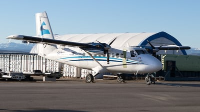 C-FASQ - De Havilland Canada DHC-6-100 Twin Otter - Summit Air