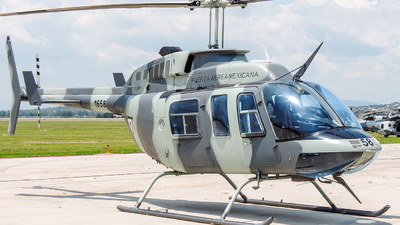1658 - Bell 206L-3 LongRanger III - Mexico - Air Force