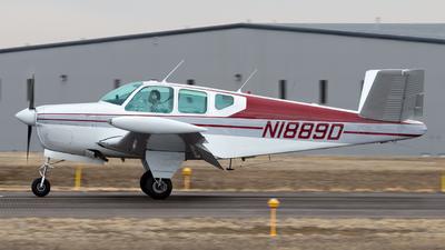 A picture of N1889D - Beech C35 Bonanza - [D3161] - © HA-KLS