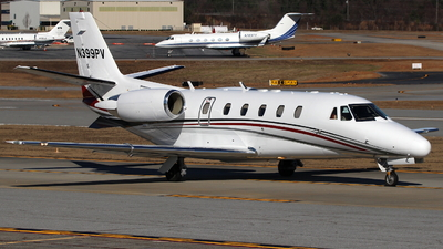 N399PV - Cessna 560XL Citation Excel - Private