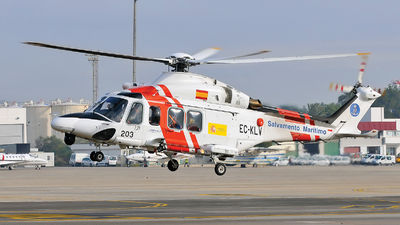 A picture of ECKLV - AgustaWestland AW139 - [31205] - © Manuel Marin