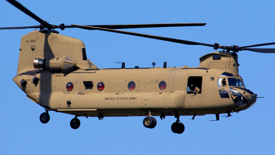 16-08211 - Boeing CH-47F Chinook - United States - US Army