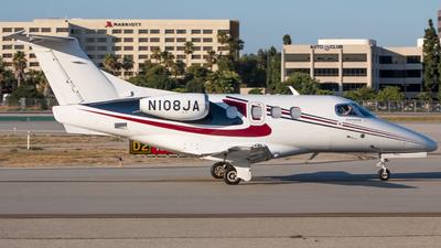 N108JA - Embraer 500 Phenom 100 - Private
