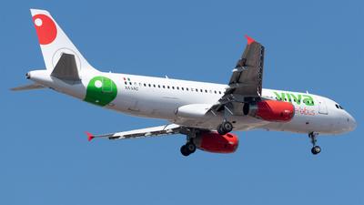 XA-VAC - Airbus A320-232 - VivaAerobus