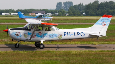 PH-LPO - Reims-Cessna F172M Skyhawk - Private