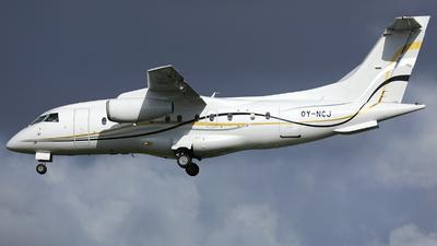 A picture of OYNCJ - Dornier 328310 JET - SunAir - © R. Eikelenboom
