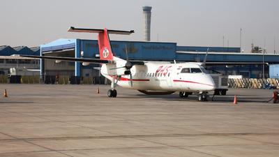 SU-CBH - Bombardier Dash 8-Q315 - Petroleum Air Services (PAS)