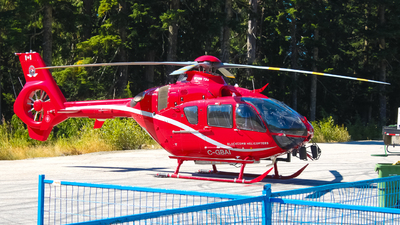 C-GBAI - Eurocopter EC 135T2+ - Blackcomb Helicopters