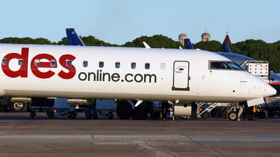 LV-CGW - Bombardier CRJ-900ER - Andes Líneas Aéreas
