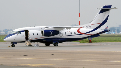 OY-JJG - Dornier Do-328-310 Jet - Sun-Air of Scandinavia