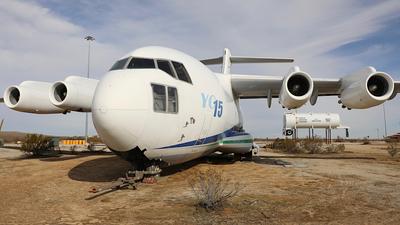 N15YC - McDonnell Douglas YC-15A - Boeing Company