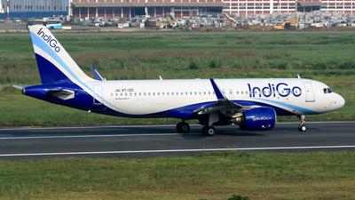 A picture of VTIZC - Airbus A320271N - IndiGo - © Raihan Ahmed