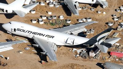 N815SA - Boeing 747-2L5B(SF) - Southern Air