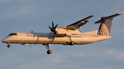 N333NG - Bombardier Dash 8-Q402 - United Express (Republic Airlines)