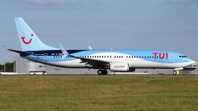 A picture of GTAWG - Boeing 7378K5 - TUI fly - © Terry Wade