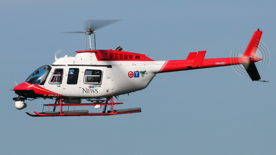 A picture of CFTHU - Bell 206L4 LongRanger IV - [52176] - © Luft Spotter