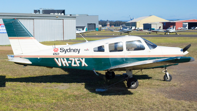 VH-ZFX - Piper PA-28-161 Warrior III - Schofields Flying Club