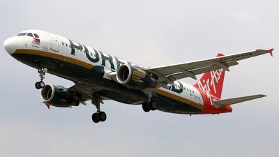 A picture of RPC8978 - Airbus A320216 - AirAsia - © Godwin Diega Gabuat