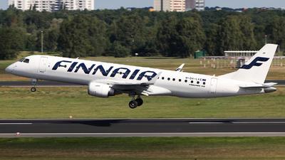 OH-LKE - Embraer 190-100IGW - Finnair