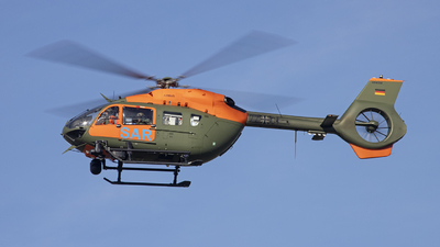 77-01 - Airbus Helicopters H145M - Germany - Army