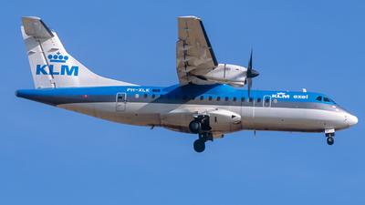 PH-XLK - ATR 42-320 - KLM Exel