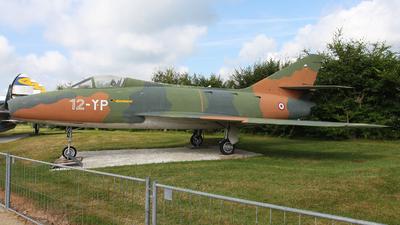 173 - Dassault Super Mystère SMB2 - France - Air Force